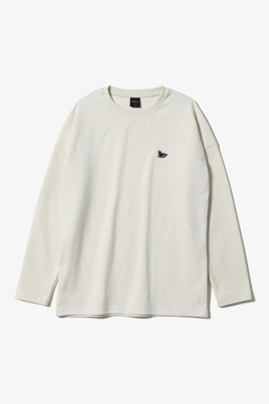 Sealion L/S T-Shirts [Ecru]