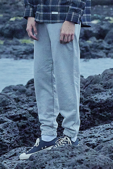 Regular Sweat Pants [Grey]